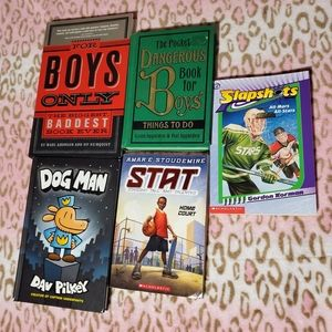 Books for Boys GUC